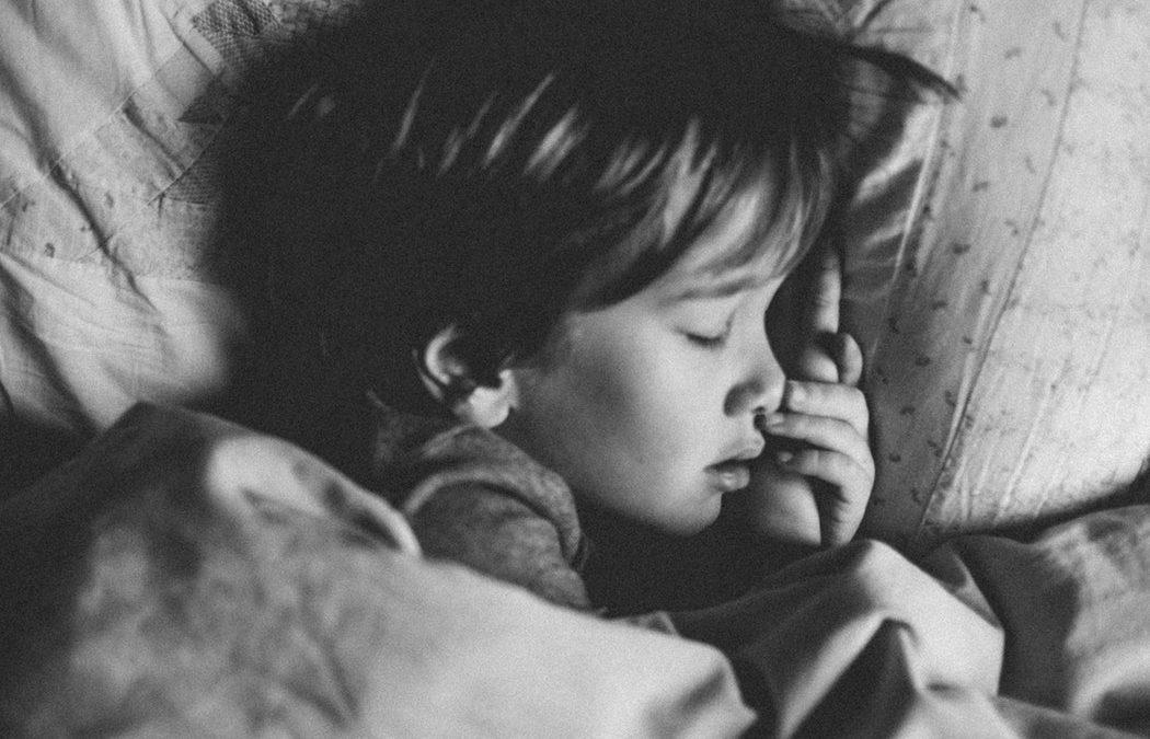 Når børn skal have hjælp til at sove