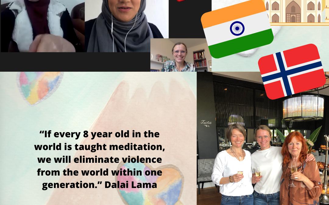 Norge, Indien og Libanon – I mit hjerte skal ud i det store udland