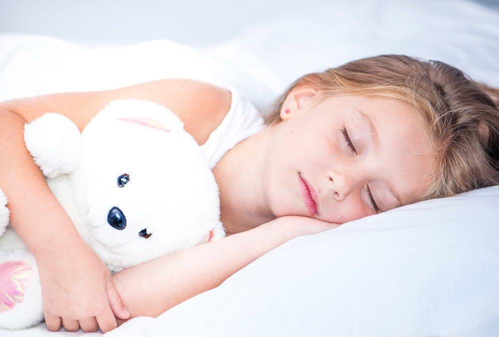 Sov godt, lille skat