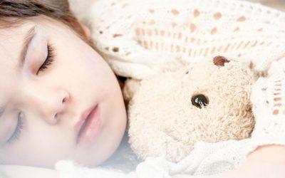 Sover dit barn nok?