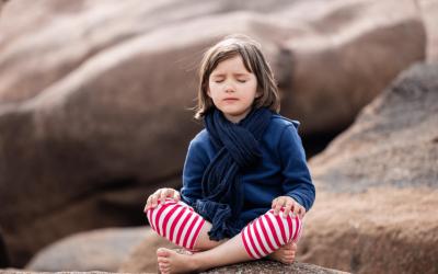 Børnemeditation giver forældre indsigt
