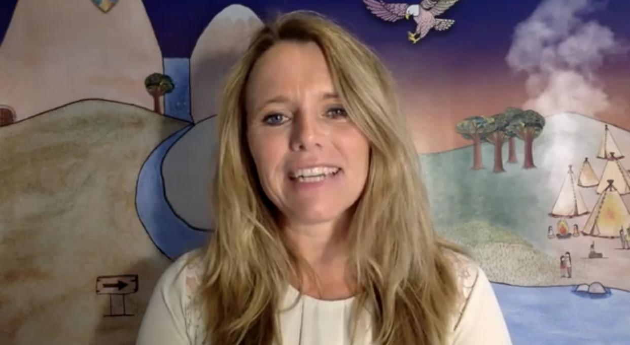 Gitte Winter Graugaard om børn og søvn
