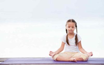 Meditation lights up the world