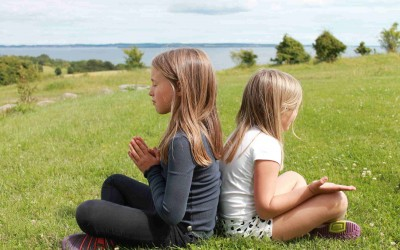 Why child meditation is so important
