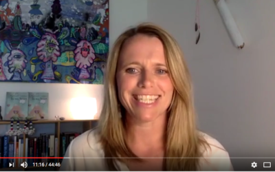 Your energy as a parent is so important (video)