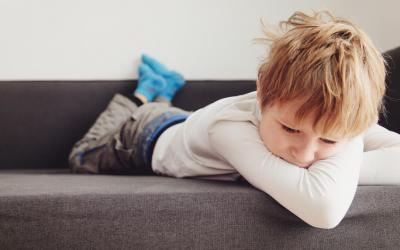Har dit barn et bekymringsmonster?
