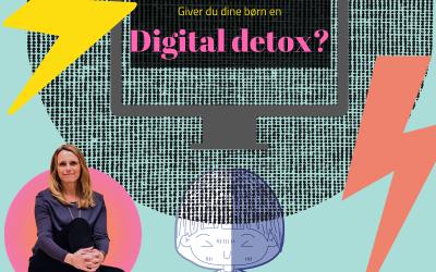 Digital detox for børn
