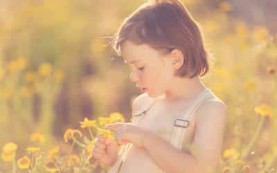 Særligt sensitive børn og meditation