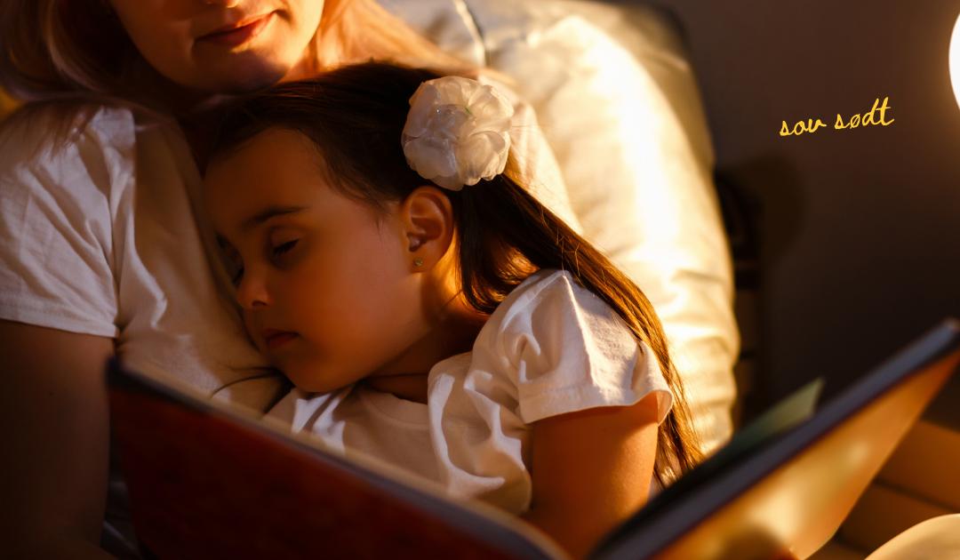 Tre hurtige om børn og søvn