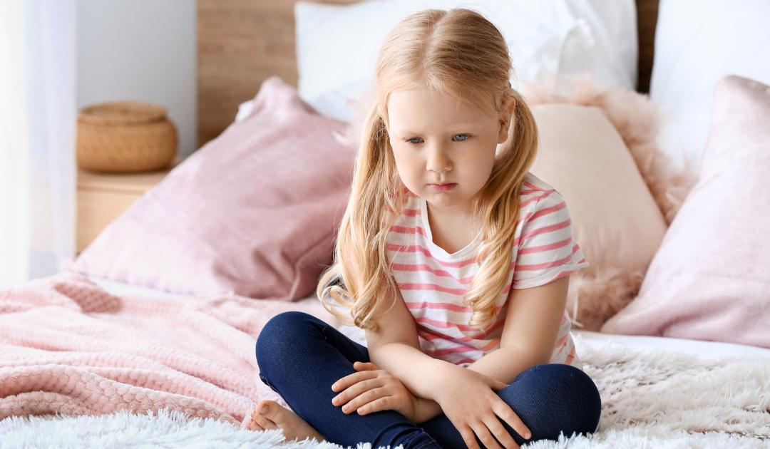 Meditation til urolige børnehjerter