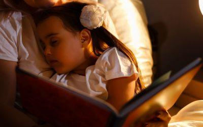 Tryghed ved sengetid skabes i os