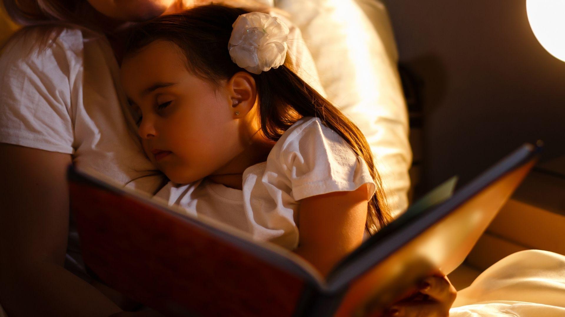 Tryghed ved sengetid kommer fra os