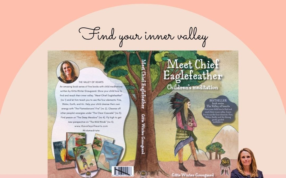Meet Chief Eaglefeather – new book