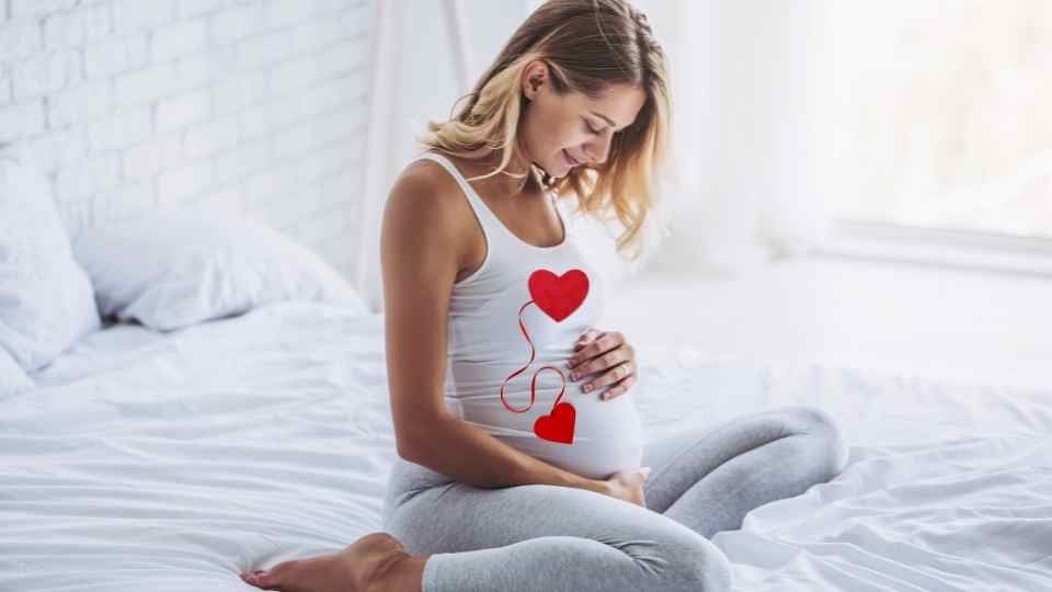 Skab en dyb hjertekontakt til fosteret