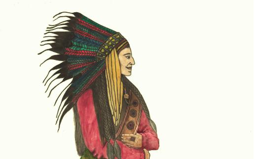 Meet Chief Eaglefeather