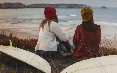 Rider du dit livs bølger?