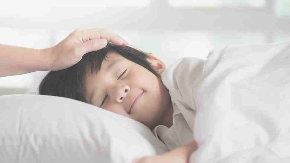 Three steps to a peaceful bedtime