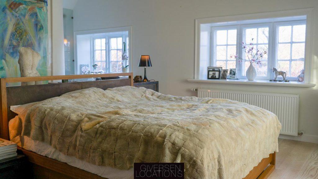 Stort blødt sengetæppe