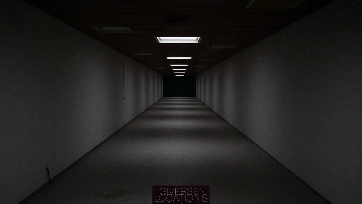 stort tomt rum