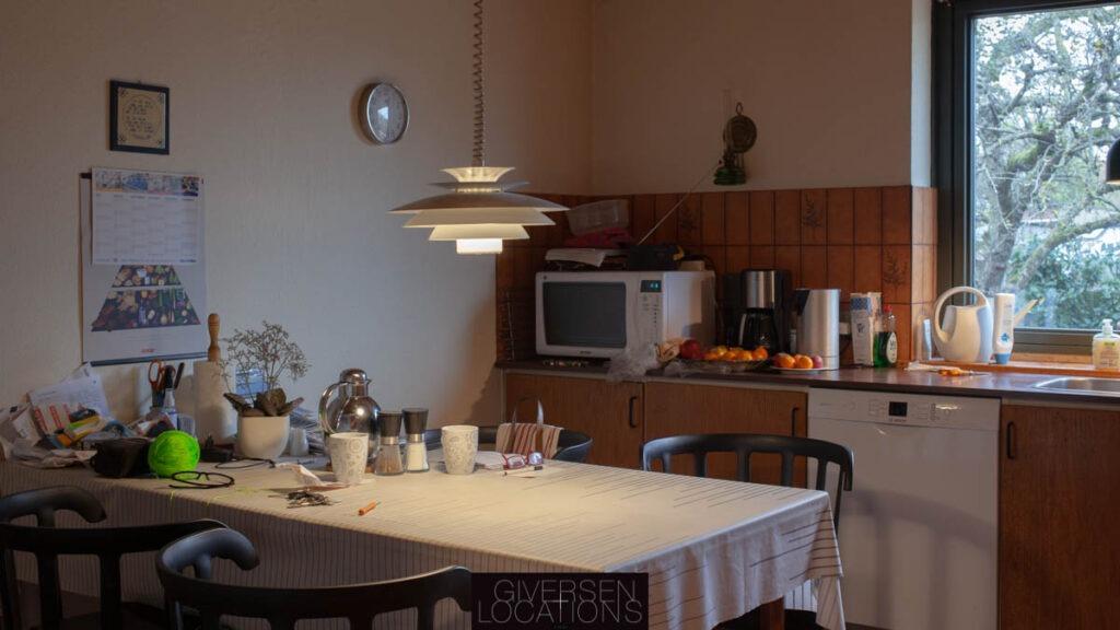 Retro køkken fra 80erne