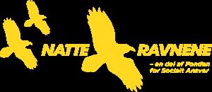 natteravnene gult logo- giv tilbage