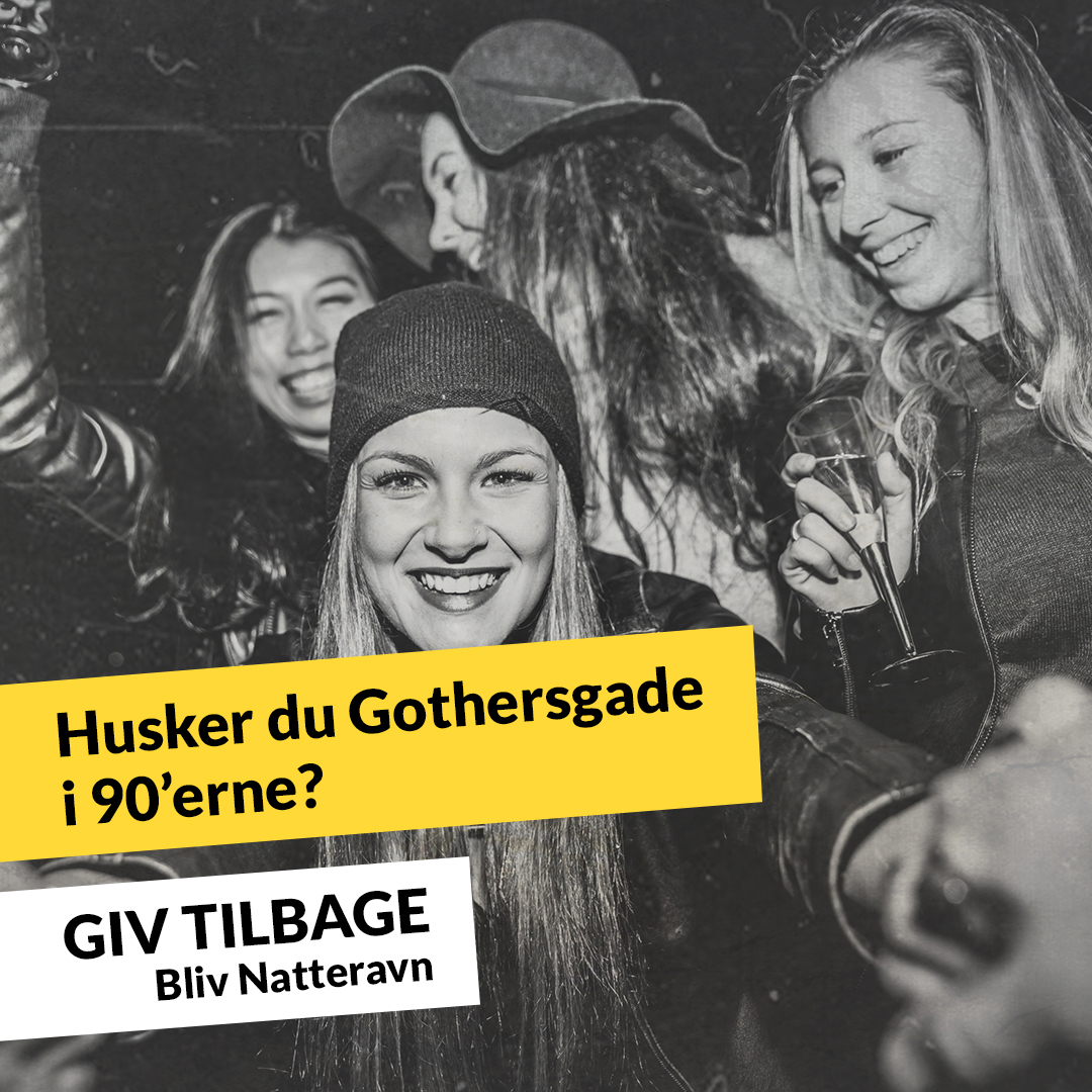 Gothersgade - natteravnene - giv tilbage