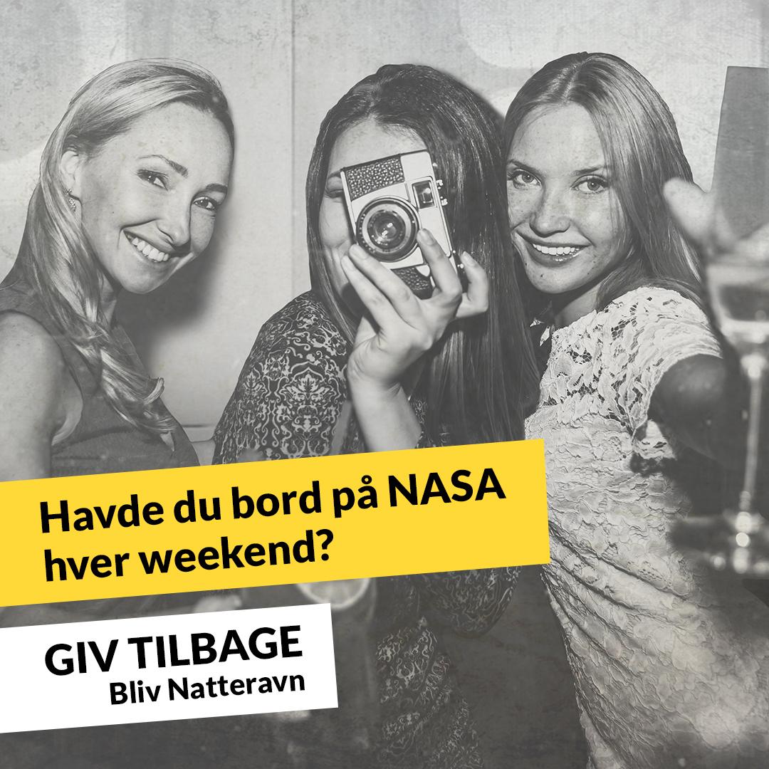 NASA - natteravnene - giv tilbage