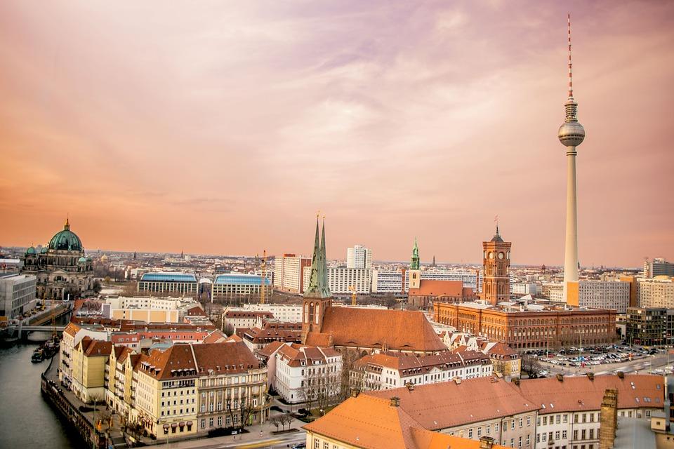 Panorama di Berlino