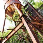 silos arrugginito a consonno