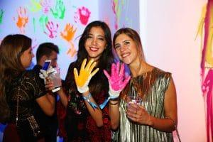 Party Night KIABI, 15 settembre 2016; Ragazze