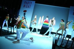 Party Night KIABI, 15 settembre 2016; performance