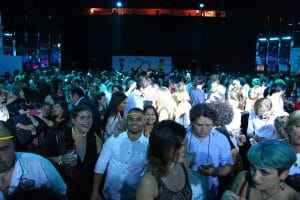 Party Night KIABI, 15 settembre 2016;