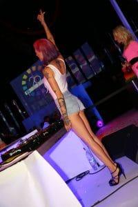 Party Night KIABI, 15 settembre 2016; Ema Stokholma;