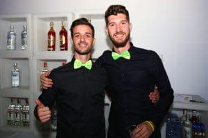 Party Night KIABI, 15 settembre 2016; Barman