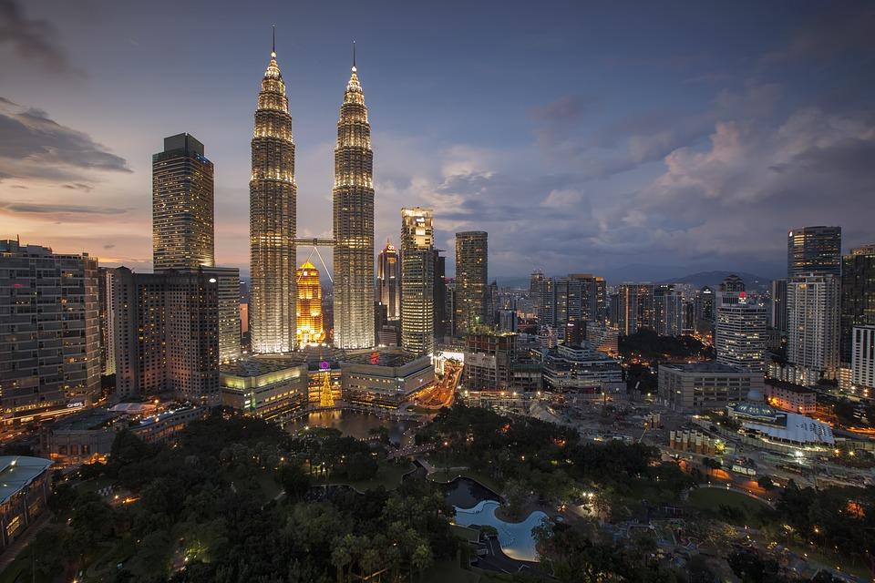 Città di Kuala Lumpur