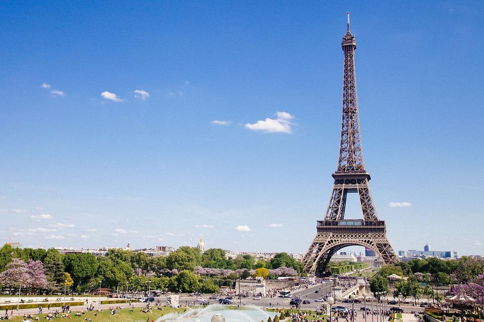 Parigi, città della Francia