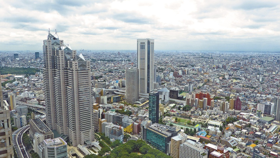 Città di Tokyo