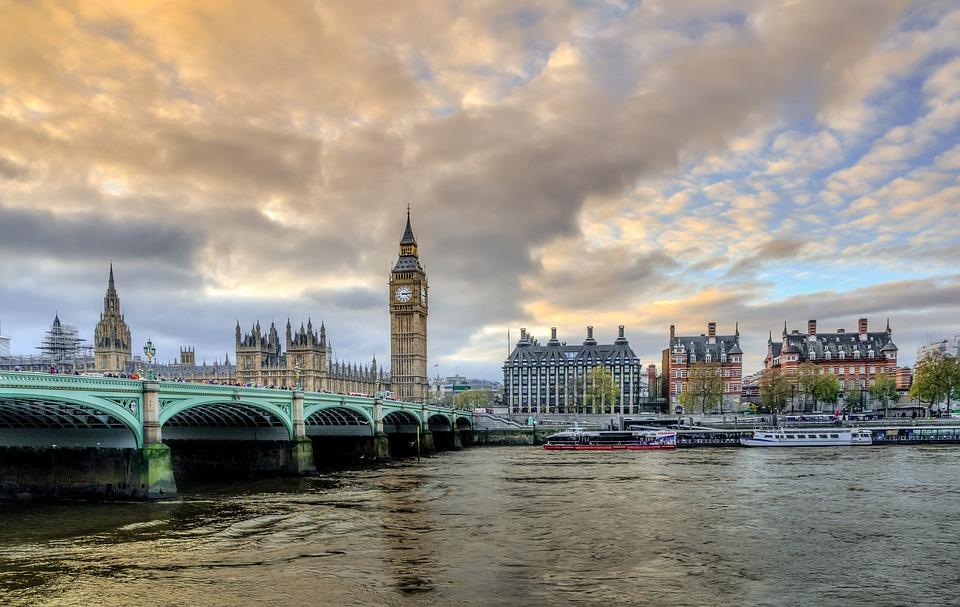 Londra, città della Gran Bretagna