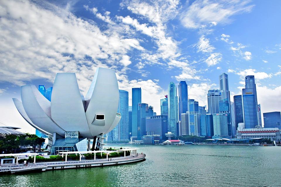 Città di Singapore