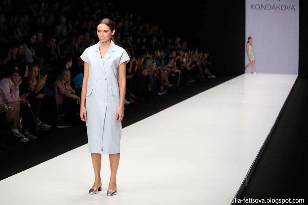 Anastasia Kondakova MB Moscow Fashion Week