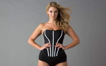 Curvy Model Laura Brioschi