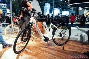 Eicma 2016, Milano Rho Fiera; Piaggio bici elettrica
