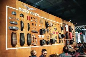 Eicma 2016, Milano Rho Fiera; Stand Moto Guzzi
