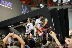 Eicma 2016, Milano Rho Fiera; Stand LeoVince; Eicma girl