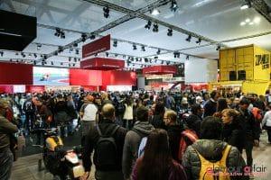 Eicma 2016, Milano Rho Fiera; Stand Ducati