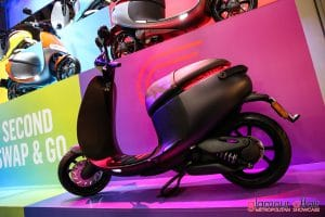 Eicma 2016, Milano Rho Fiera; Momo design