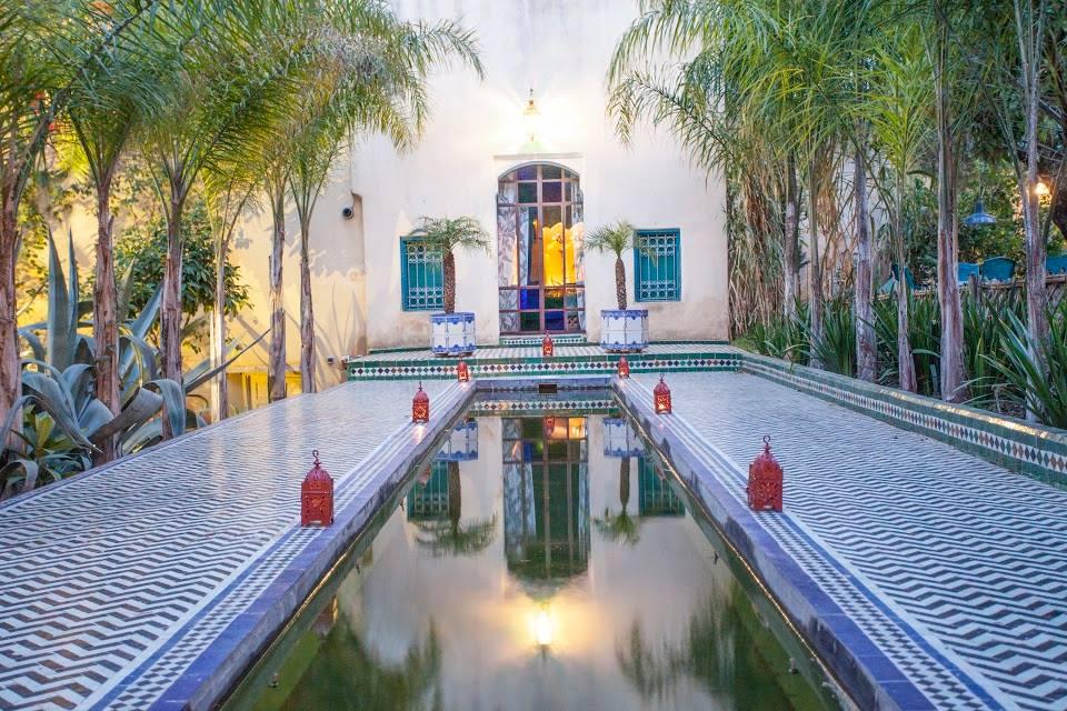 Hotel Riad Jardin des Biehn