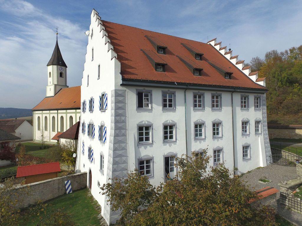 Castelli -Castello di Stühlingen, Germania