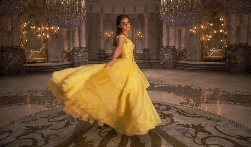 """Emma Watson in """"La bella e la bestia"""""""