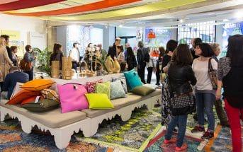 Showroom Save My Bag, in via Tortona - Ph. Credit: Glamour Affair